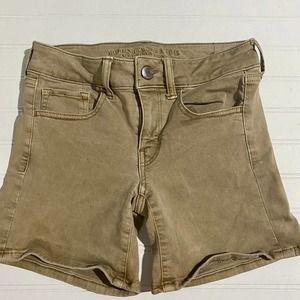 American Eagle Shorts size 2 midi